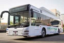 MAN Lion's City CNG - Israel