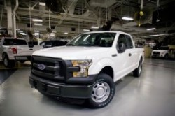 Ford F-150 CNG 2016