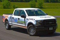 Ford-F150 2016 CNG-prepped pick-up