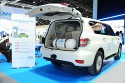 ADNOC Distribution exhibit at Future Energy Summit