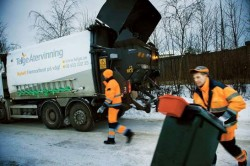 Food Waste becomes Biomethane