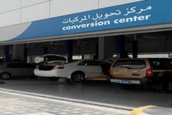 CNG Conversion at Emirates Transport