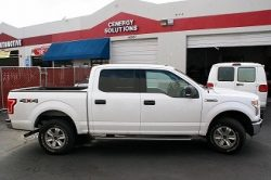 Cenergy's Ford F-150 set up for ANG