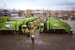 Refuse Collection Vehicles (image - WIH Resource Group)