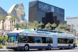 RTC Southern Nevada CNG New Flyer