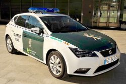 Seat Leon TGI for Spain's Civil Guard