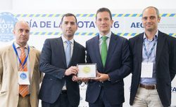 Enagas receives AEGFA award for fleet July 2016