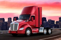 Kenworth T680 CNG Day-cab