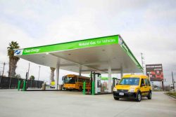 Clean Energy Fuels Station 2015
