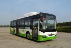 Dongfeng CNG Hybrid Bus