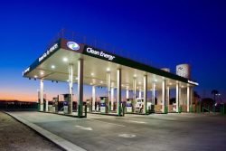 Clean Energy Fuels Fuel Station