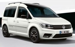 VW Caddy Edition 35 TGI