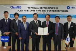 ClassNK approves LNG Bunker Barge Oct2016