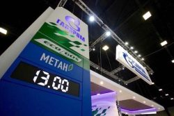 Gazprom at Gas Forum St Petersburg Oct2016