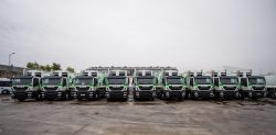 Iveco Stralis for Madrid's waste collection fleet