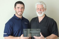 Matheson Trucking award from NGVAmerica