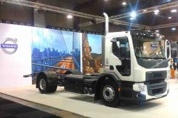 Volvo FE 320 CNG chassis