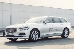Volvo V90 Bi-fuel rated Euro 6