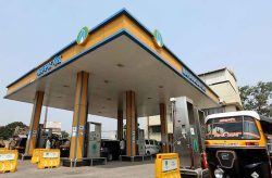 Mahanagar Gas CNG Station