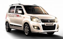 Maruti Suzuki Wagon R Facility limited edition