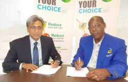 Trinidad MoU signed: CNG for school buses