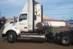 Matheson Trucking Kenworth T880 Day Cab LNG Tractor