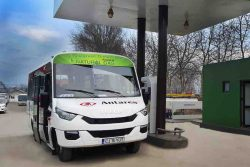 Romania's first CNG Station by Antares