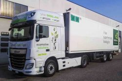 Ecomotive Solutions Conversion HD Diesel vehicle Euro6 Approval
