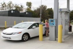 Texas CNG refueling