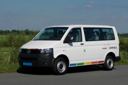 Volkswagen Transporter T6 natural gas