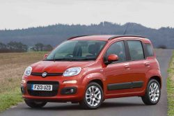 Fiat Panda TwinAir 80 HP 0.9 Natural Power 2017