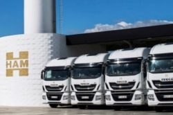 IVECO Stralis NP for HAM Transportes