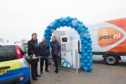 Netherlands - PitPoint CNG Station in Born