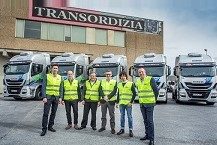 Transordizia buys 20 LNG Iveco S