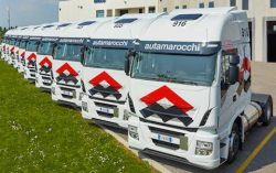 Iveco NP for automarocchi