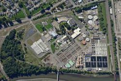 Columbia Blvd Wastewater Treatment Plant