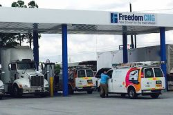 Freedom CNG Station