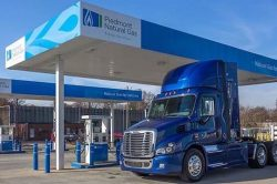 Piedmont Natural Gas CNG Station