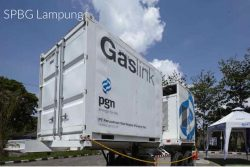 Indonesia_SPBG Lampung (CNG Station)