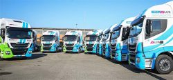 LC3 Iveco Fleet runs on natural gas