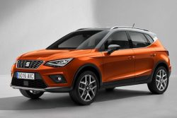 new seat arona includes cng option from 2018 ngv global