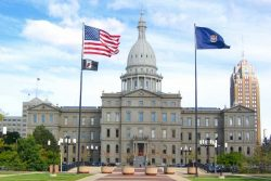 Lansing, Michigan State Government