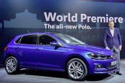 Volkswagen Polo 2017 (2) World Premier