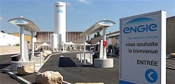 Carrefour LNG Station