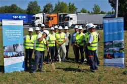 Hungary's first LNG station inaugurated