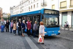 Jerez Bus, Spain
