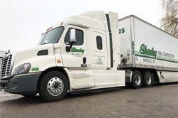 Sheehy mail truck Trillium CNG