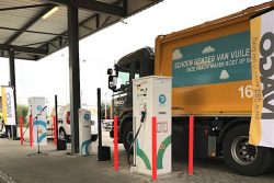 IVAGO CNG Station in Ghent