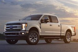 Ford F250/350 - Landi seeks MY2018 certifications
