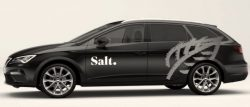 New SEAT Leon for Salt (mockup)